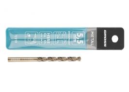 Сверло спиральное по металлу, 5.5 мм, HSS-Co Gross