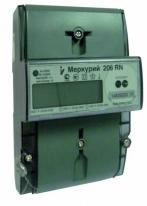 Cчетчик Меркурий 206 RN однофазный многотарифный