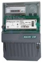 Cчетчик Меркурий 230AM-01 трёхфазный, активной энергии однотарифный