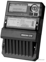 Cчетчик Меркурий 230AM-02 трёхфазный, активной энергии однотарифный