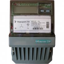 Cчетчик Меркурий 230АR-01 C(R) трёхфазный, а/р энергии