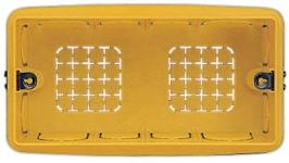 Монтажная коробка для твердых стен 4 мод Bticino