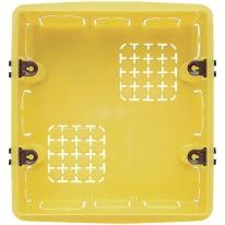 Монтажная коробка для твердых стен 3+3 мод Bticino