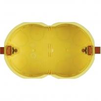 Монтажная коробка для гипсокартонных стен 3 мод Bticino