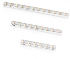 Разводка шинная 4 полюса на 12 мод PS4/12 ABB