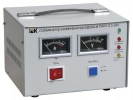 Стабилизатор напряжения СНИ1-0,5 кВА однофазный