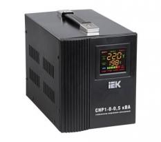Стабилизатор напряжения СНР1-0- 0,5 кВА однофазный