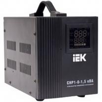 Стабилизатор напряжения СНР1-0- 1,5 кВА однофазный