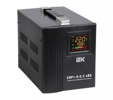 Стабилизатор напряжения СНР1-0- 5 кВА однофазный