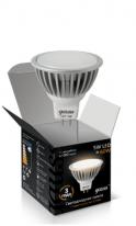 Светодиодная лампа 5Вт Gauss LED MR16 2700K
