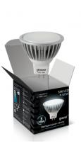 Светодиодная лампа 5Вт Gauss LED MR16 4100K