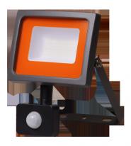Прожектор светодиодный с датчиком движения 30Вт Jazzway PFL-SC SENSOR 6500K