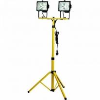 Прожектор на штативе 2х500Вт