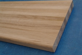 Деревянный подоконник Хвоя 40х200х800 мм