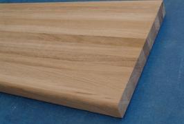 Деревянный подоконник Хвоя 40х600х800 мм