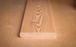 Планкен лиственница «Прима» 20х90х4000 мм