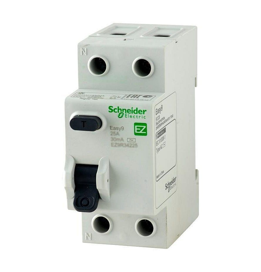 УЗО Schneider Electric 2P 63А 30мА