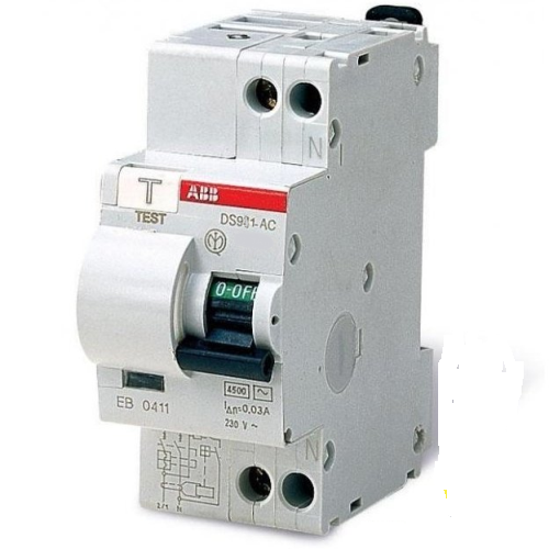 Дифференциальный автомат ABB DSH941R C25