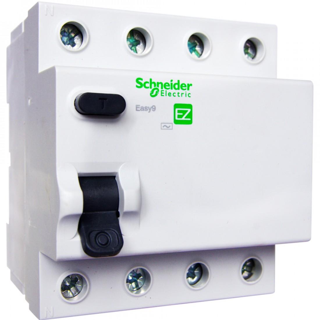 УЗО Schneider Electric 4P 63А 30мА