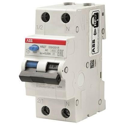 Дифференциальные автоматы ABB DSH201R С25А