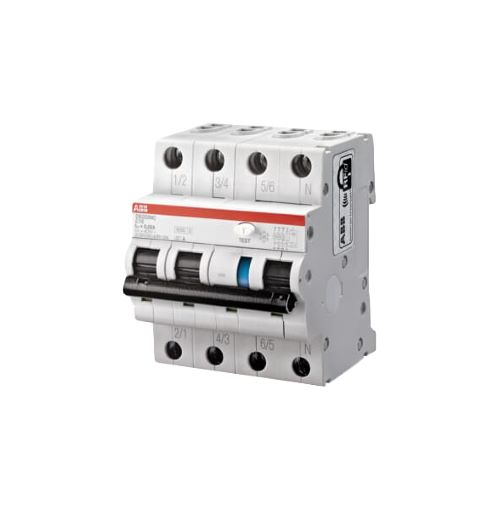 Дифференциальные автоматы ABB DS 203NC C13 AC 30мА 6кА