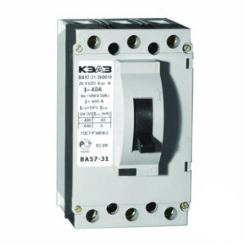 Автоматический выключатель ВА 57-31-340010 50А