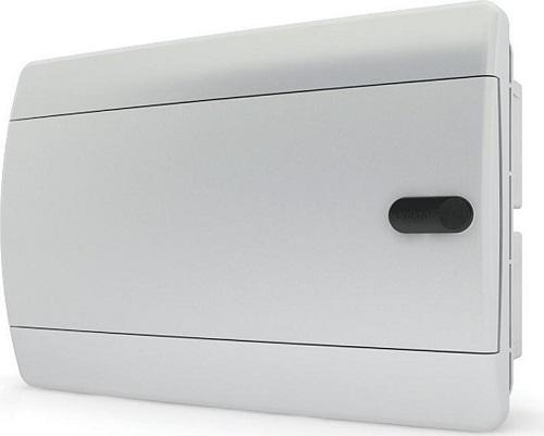 Встраиваемый пластиковый распределительный щит Tekfor CVN 40-12-1 на 12М