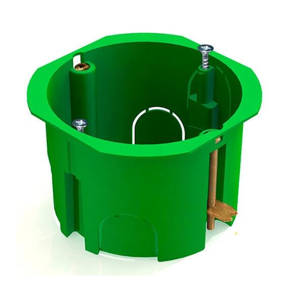 Коробка установочная для полых стен HEGEL (подрозетник)