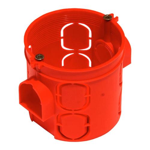Коробка установочная глубокая D65 (подрозетник)