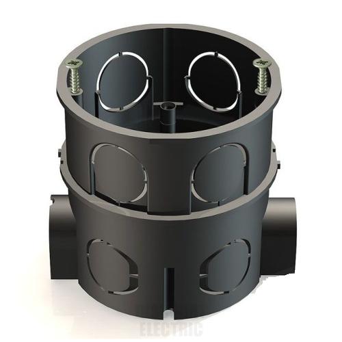 Коробка установочная глубокая D65 2-ая (подрозетник)