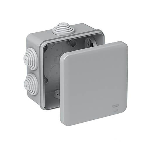 Коробка распаечная 70х70х40 о/п IP44