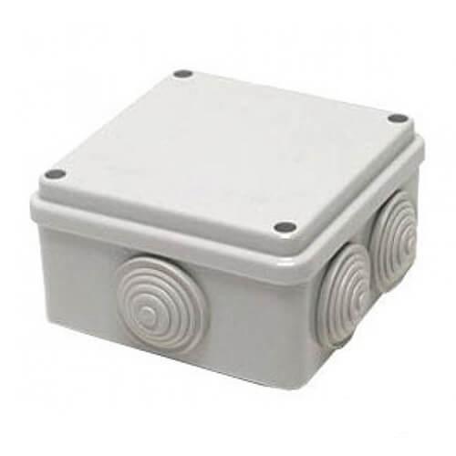 Коробка распаечная 100х100 о/п IP44
