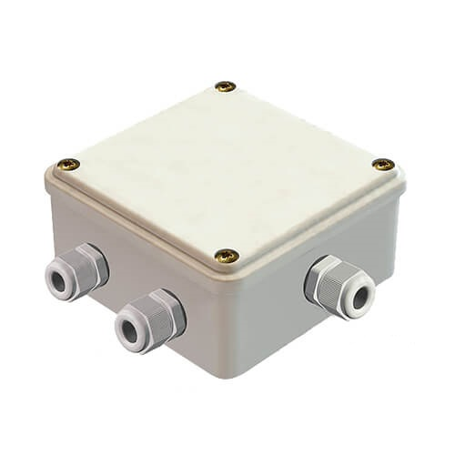 Коробка распаечная 100х100 о/п IP44 ГРВ
