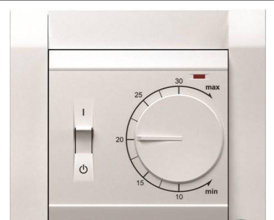Терморегулятор Теплолюкс ТР 115 (кремовый)