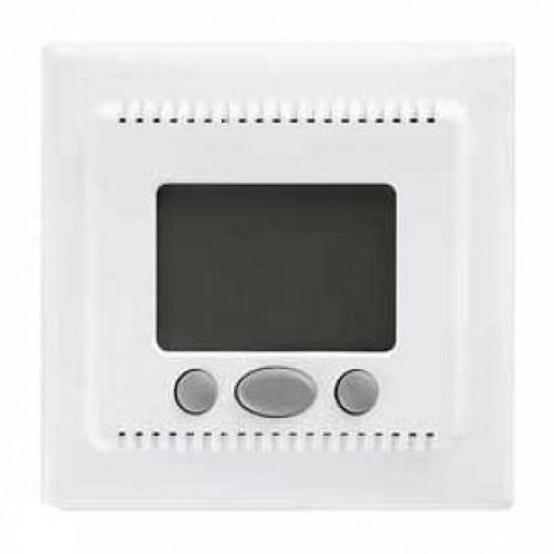 Термостат комнатный программируемый, Белый, серия Sedna, Schneider Electric
