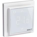 Терморегулятор DEVIreg Smart polar white (холодный белый) — Wi-Fi