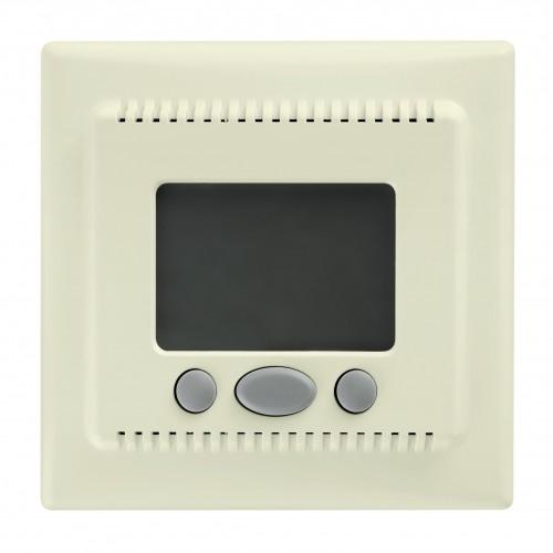 Термостат комнатный программируемый, Бежевый, серия Sedna, Schneider Electric