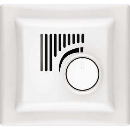Термостат с режимом охлаждения, Белый, серия Sedna, Schneider Electric