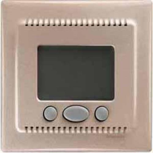 Термостат комнатный с сенсорным дисплеем, Титан, серия Sedna, Schneider Electric