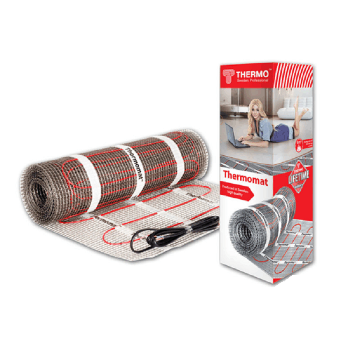 Нагревательный мат THERMO Thermomat TVK-130 3,0 кв.м