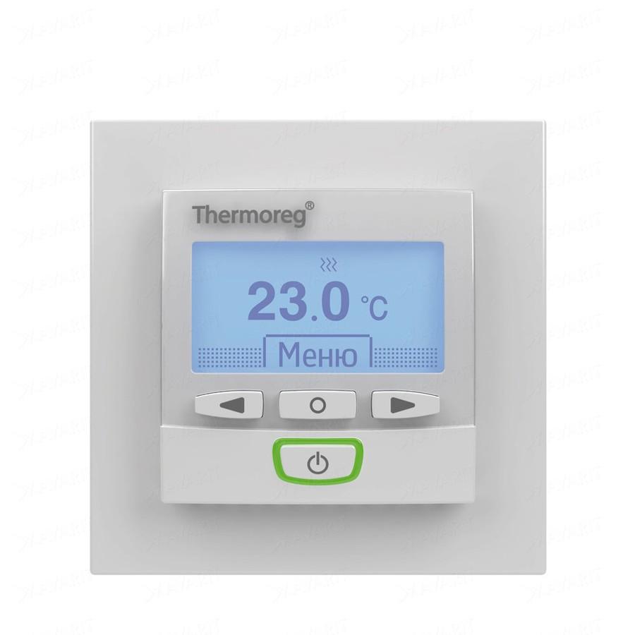 Терморегулятор для теплого пола Thermoreg TI-950 Design
