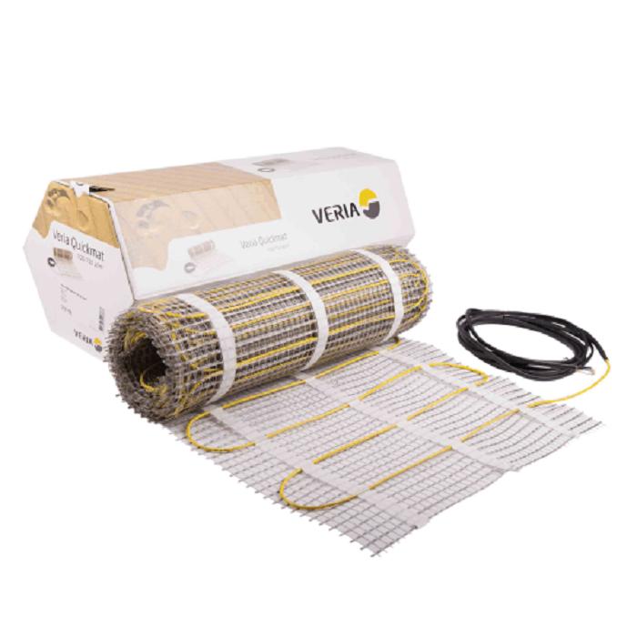 Нагревательный мат Veria Quickmat 150 -8 кв.м.