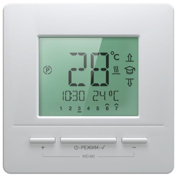 Терморегулятор Национальный комфорт 721 белый