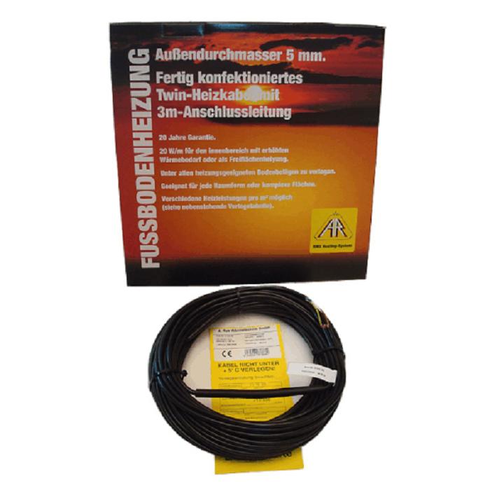 Нагревательный кабель Arnold Rak 6108-20 60 м