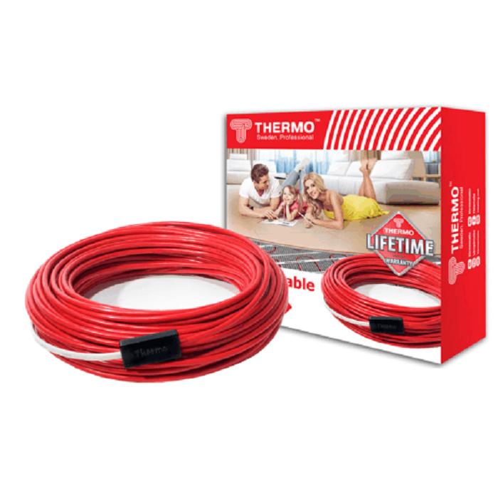 Нагревательный кабель THERMO Thermocable SVK-20 50м 1020 Вт