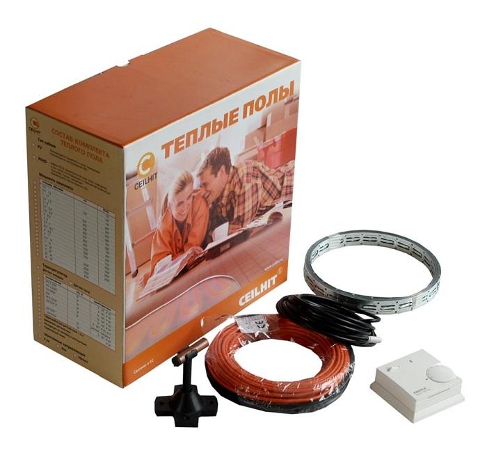 Нагревательный кабель CEILHIT 22PSVD/18 8,3м 145Вт