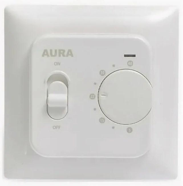 Терморегулятор AURA LTC 230 белый