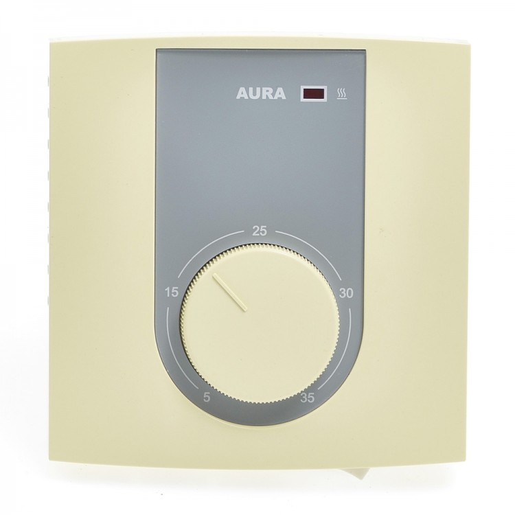 Терморегулятор AURA VTC 235 кремовый