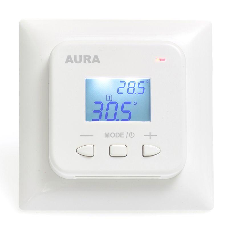 Терморегулятор AURA LTC 530 белый
