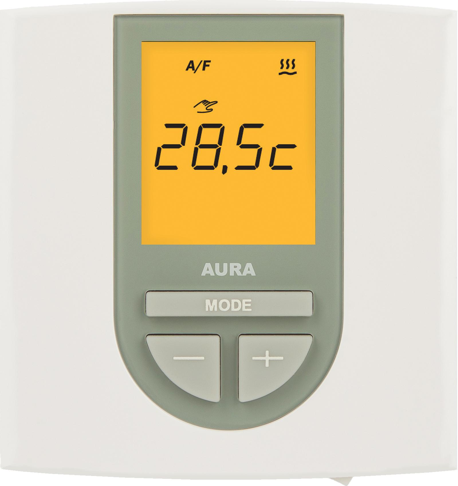 Терморегулятор AURA VTC 550 серый